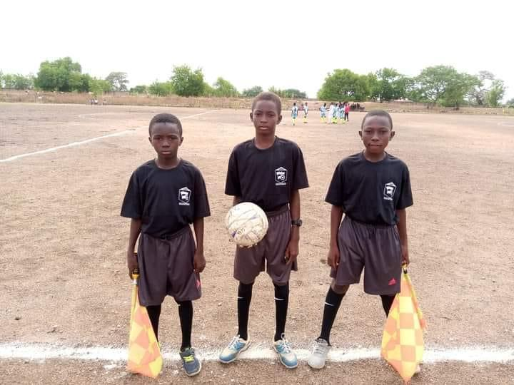 Catch them young referees policy of GFA takes off in grand style