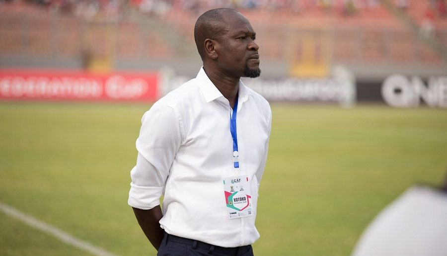 Ghana head coach CK Akonnor to name his squad today for two friendlies next month