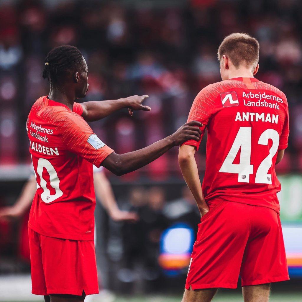 Ghana prodigy Kamaldeen reacts to Manchester United, Ajax interest