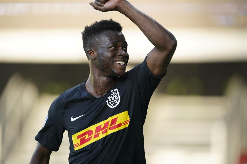 BREAKING NEWS: Ghana prodigy Kamaldeen Sulemana lands in Amsterdam for Ajax medical