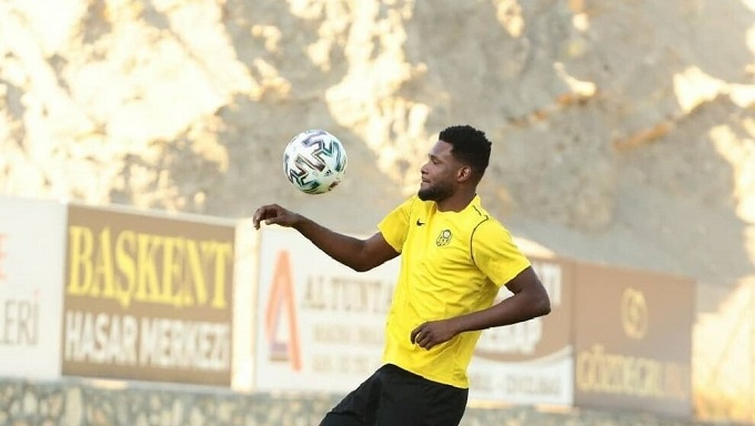 EXCLUSIVE: Ghanaian forward Benjamin Tetteh agrees personal terms with Gazientep