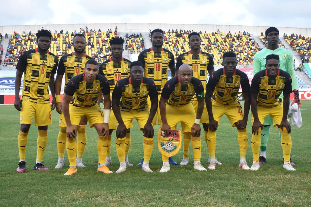 SOURCES: Black Stars to use Baba Yara Sports Stadium as home venue for 2022 World Cup qualifiers