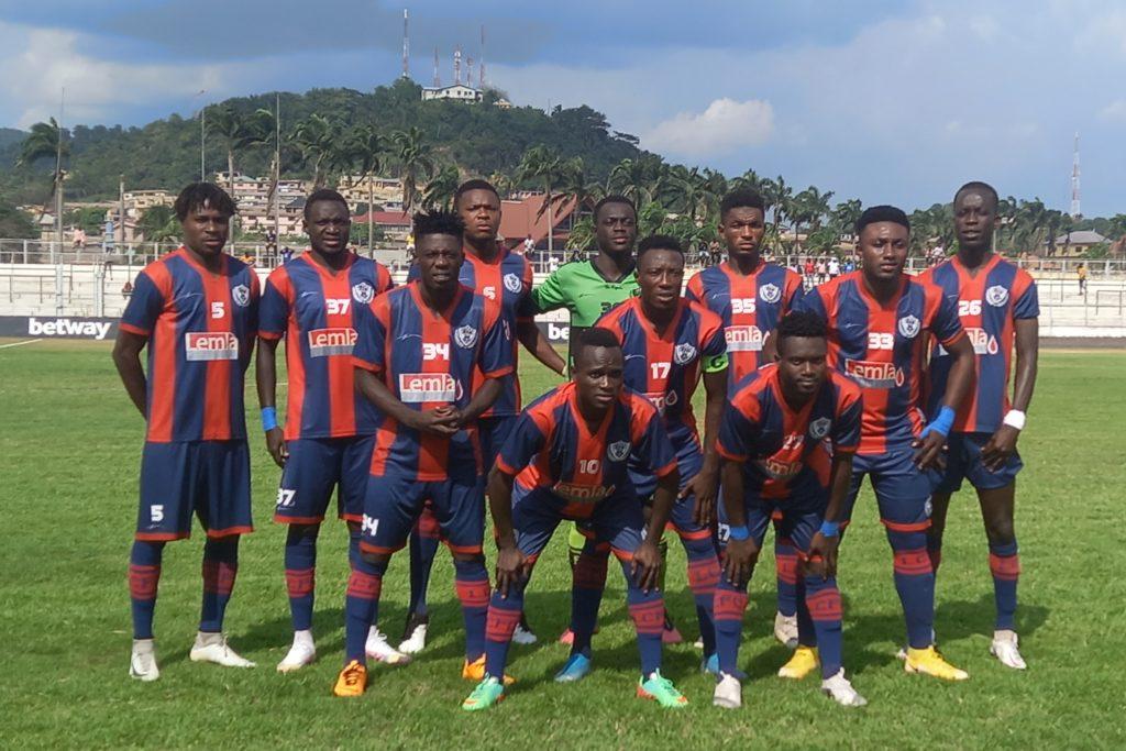 2020/21 Ghana Premier League: Week 28 Match Preview - Legon Cities vs. Inter Allies