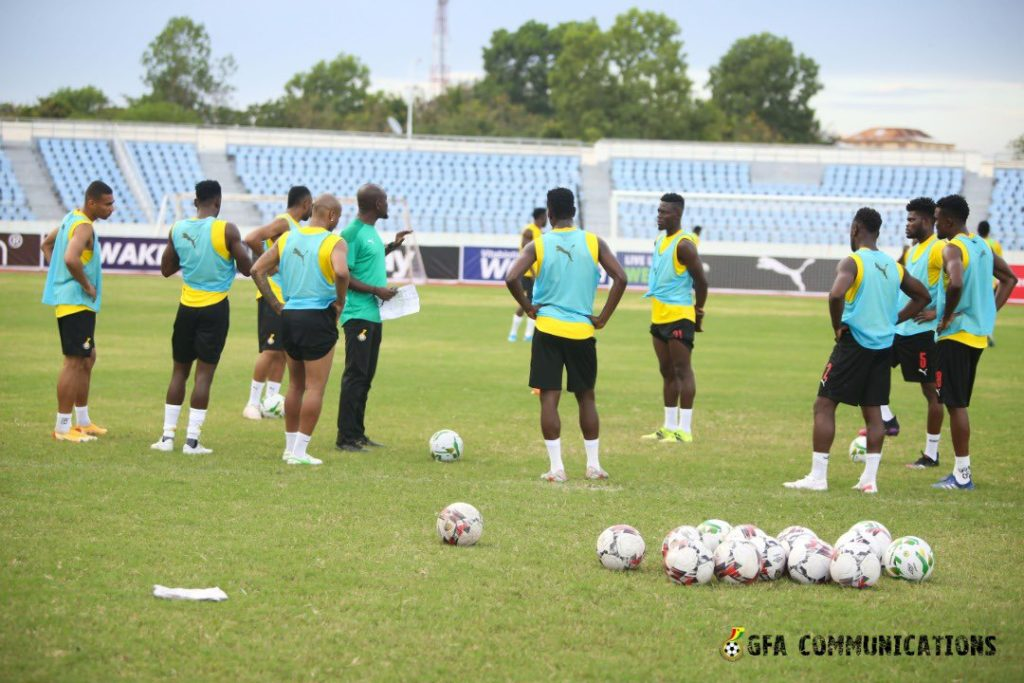 Black Stars seek to mends against Ivory Coast after Morocco defeat