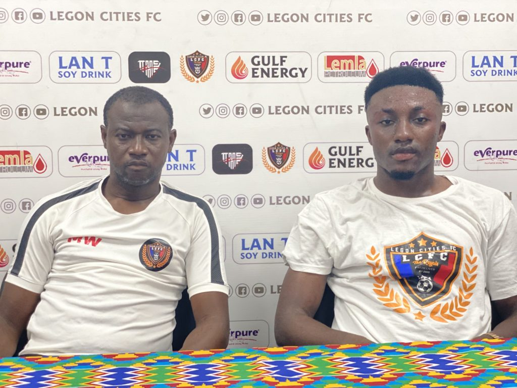 We will beat Hearts in Accra- Legon Cities deputy coach Wahid Mohammed