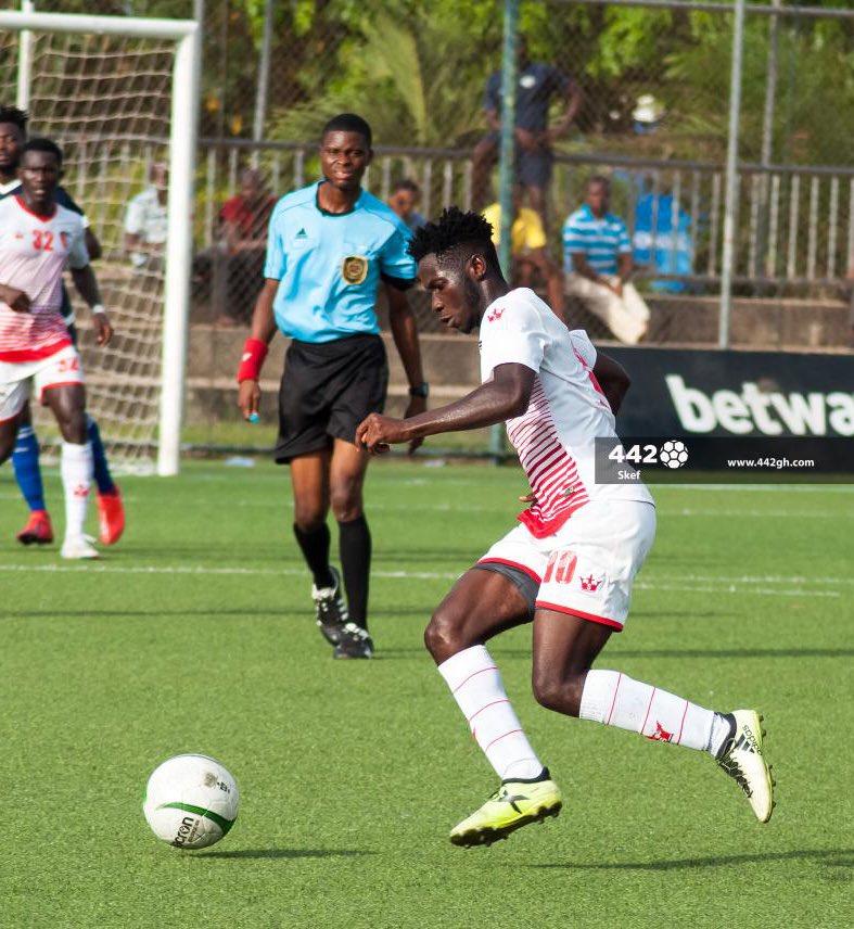 Eleven Wonders coach Ignatius Fosu rates WAFA wonder-kid Augustine Boakye ahead of Gama, Salifu and Awako