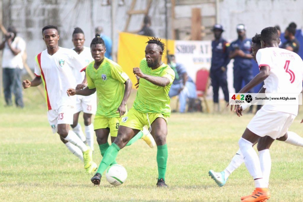 2020/21 Ghana Premier League: Week 28 Match Report - Eleven Wonders 2-1 Bechem United