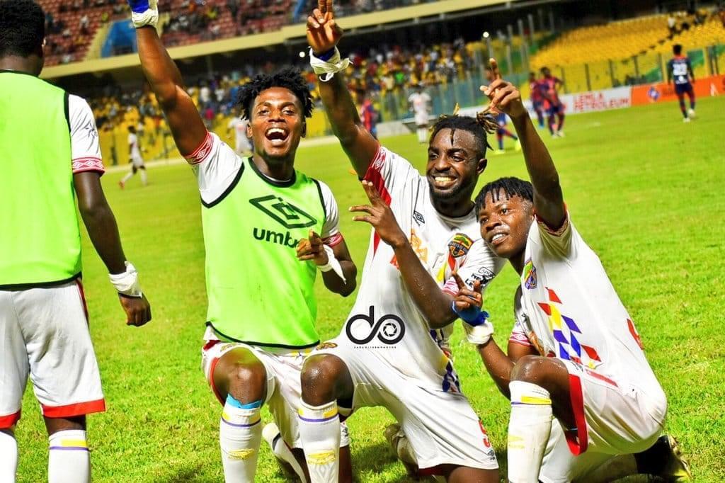 2020/21 Ghana Premier League: Week 30 Match Report- Legon Cities 1-2 Hearts of Oak