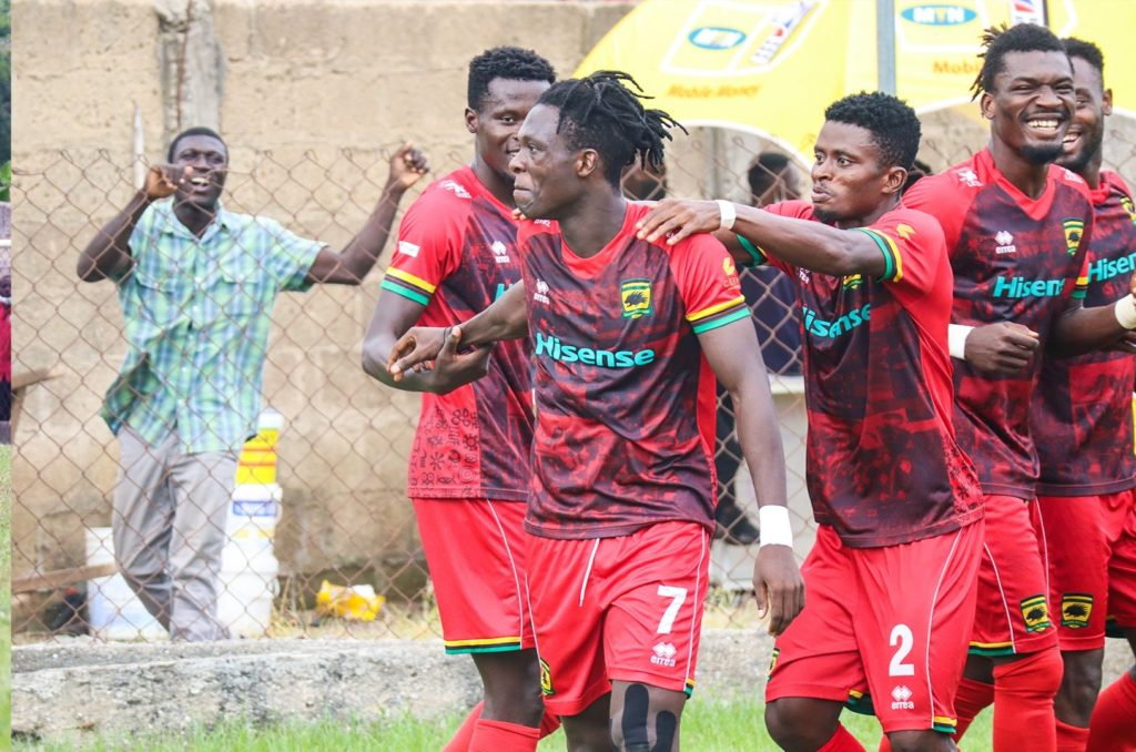 MTN FA Cup: Asante Kotoko ease past Thunderbolt FC to secure Round of 16 spot