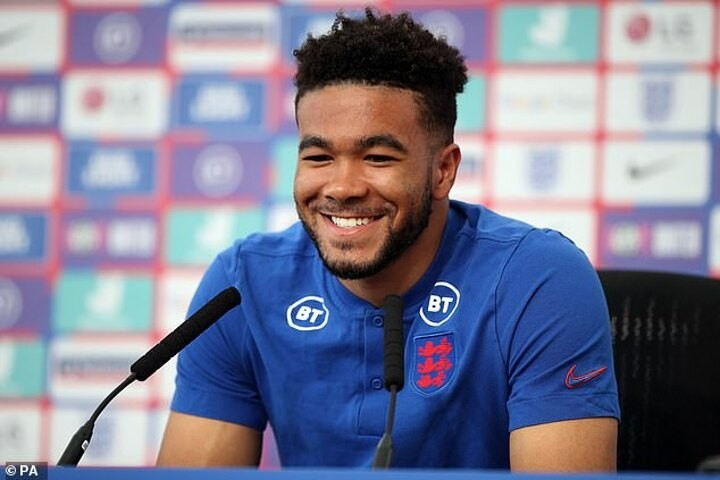 Reece James claims he will never let down his country again after disaster full England debut