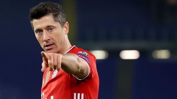 Lewandowski lands on Real Madrid's radar