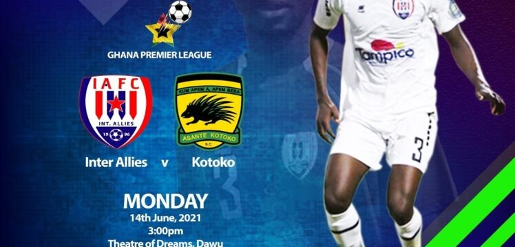 Media Accreditation for Asante Kotoko match