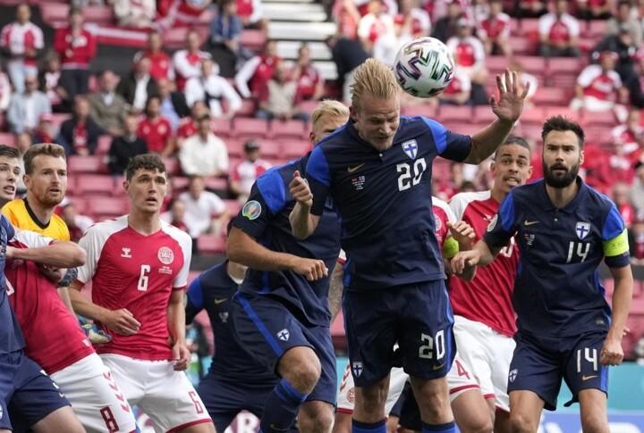 UEFA: Denmark & Finland game will restart at 20:30 CET (TBC)