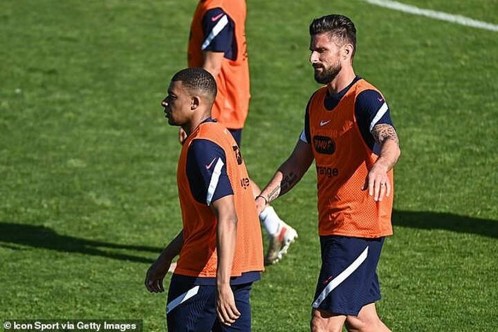 Euro 2020: The historic tournament feuds amid Mbappe and Giroud's reported spat