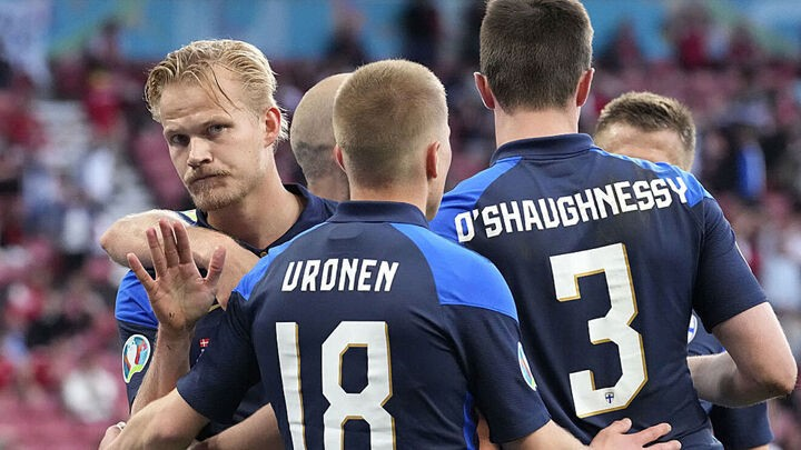 Historic victory for Finland