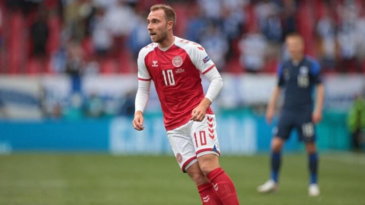 Football is beautiful and Christian Eriksen plays it beautifully – Ceferin