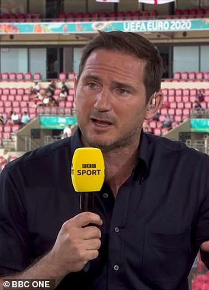 Lampard insists he will never 'try and lay claim' to Chelsea's UCL success