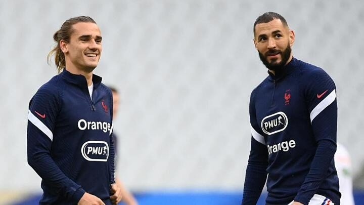 France vs Germany: Benzema and Griezmann get green light