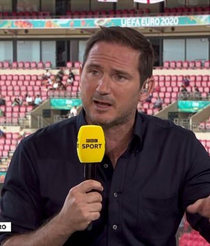 Lampard: England should not worry about Kane's sub-par performance vs Croatia