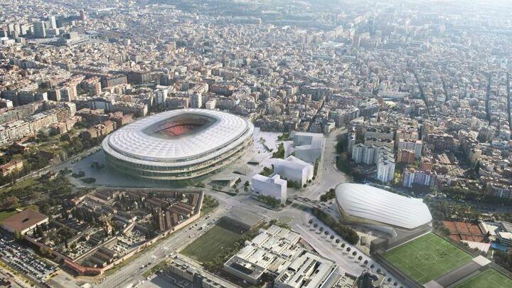 Barcelona's new Camp Nou construction deadlines cannot be met
