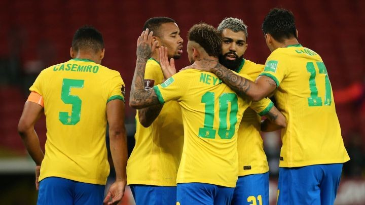 Brazil national team squad Copa America 2021: selected players, absences...