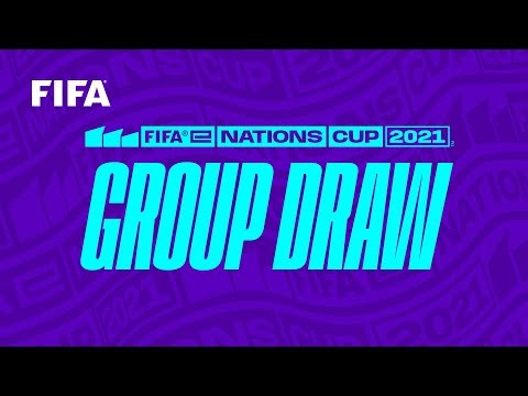 FIFA eNations Cup 2021 | Official Draw