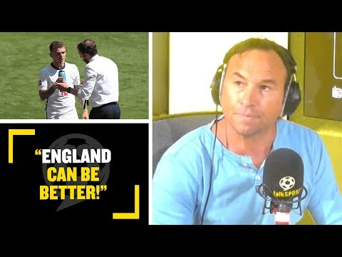 """""""ENGLAND CAN BE BETTER!"""" Andy Goldstein & Jason Cundy urge England to start a left back v Scotland!"""