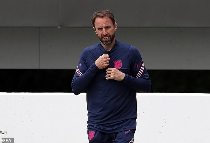 Southgate urges his players to 'go for it' in seismic clash with Scotland