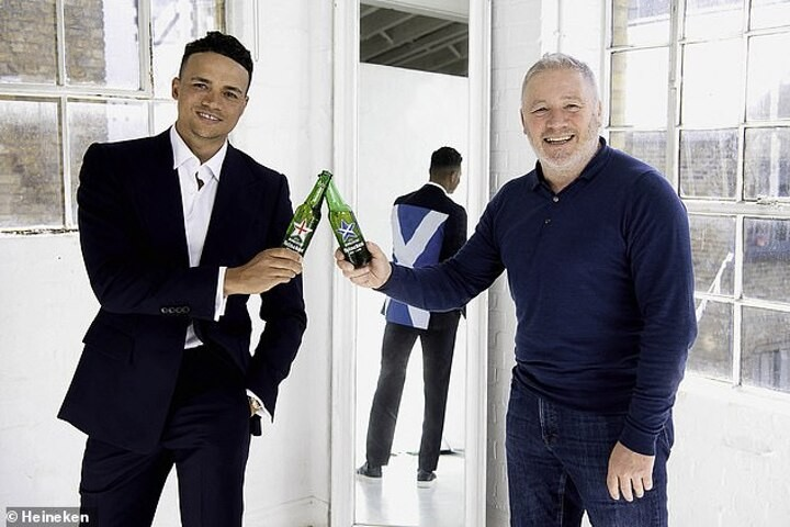 Ally McCoist & Jermaine Jenas open up on their experiences of England v Scotland