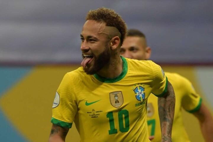 Brazil 4-0 Peru: Neymar & co. secure Brazil an easy win