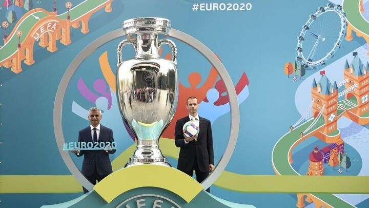 UK to allow 2,500 VIPs to enter without quarantine to keep Euro final at Wembley