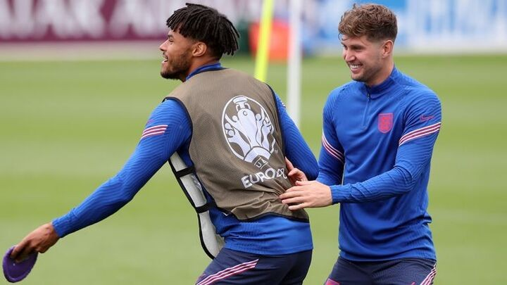 Mings and Stones set to start crucial Euro 2020 tie, Maguire on the bench