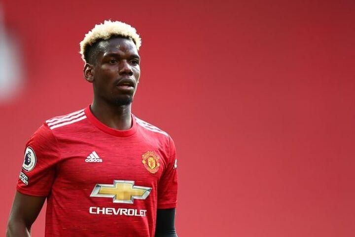 Raiola meets with PSG chief to discuss Pogba amid Man Utd transfer uncertainty