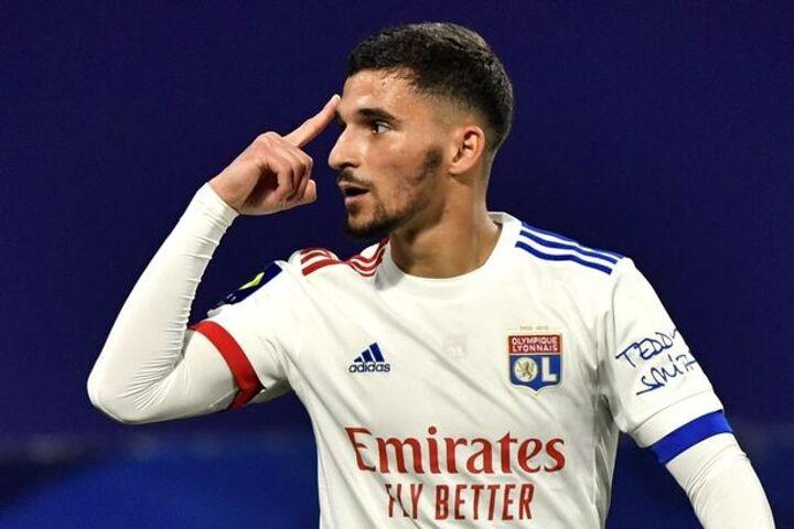 Gunners prepare Houssem Aouar bid, Lazio name price for attacker