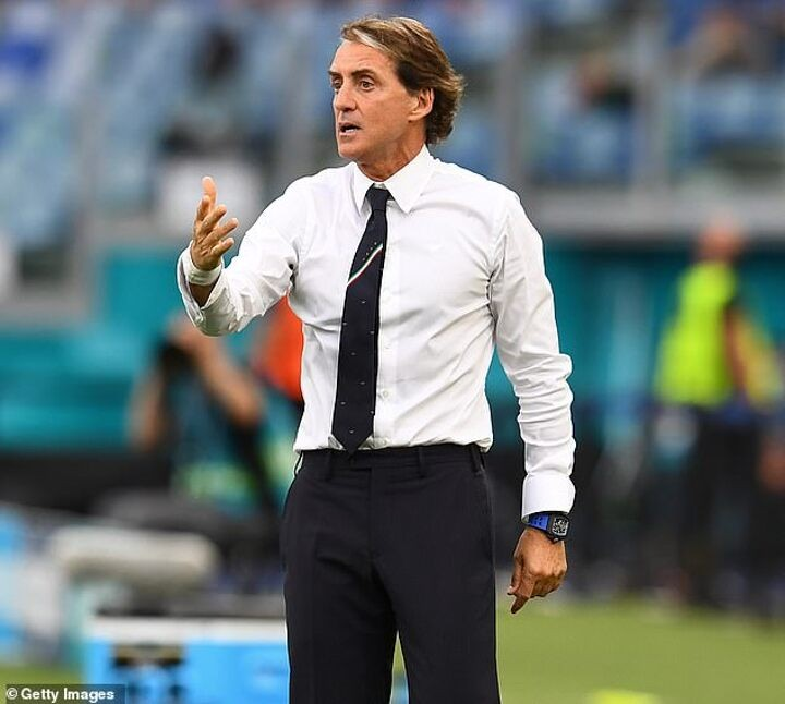 Mancini insists 'the product doesn't change' after much-changed side beat Wales