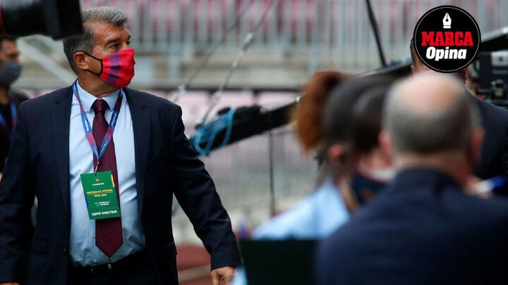 Laporta manages to prevent members from ending Super League project