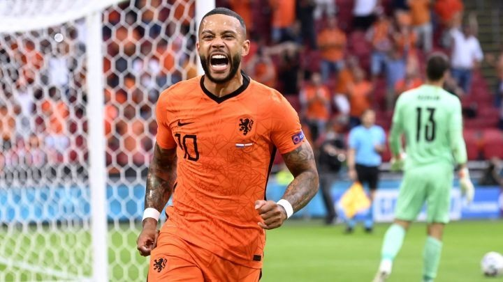 Memphis Depay's career before joining Barcelona: numbers and stats