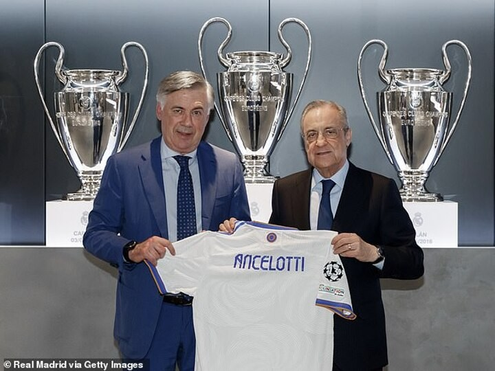 Real Madrid: Carlo Ancelotti is ready to unleash hardline fitness coach on his bloated squad