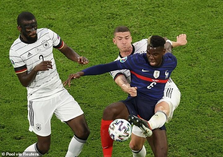 IAN LADYMAN: Paul Pogba will never be a great Manchester United player and they should cash in