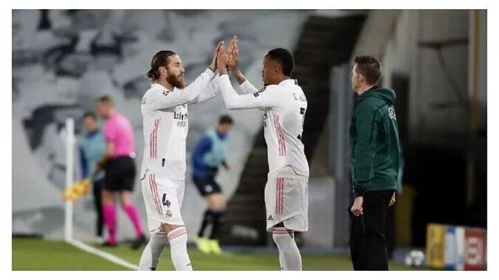 Militao laments Sergio Ramos' departure: He's a legend