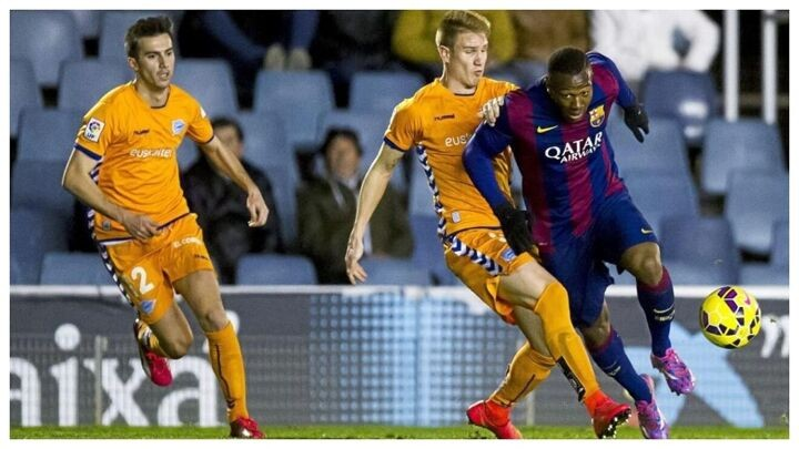 Adama Traore doesn't rule out possible return to Barcelona in the future