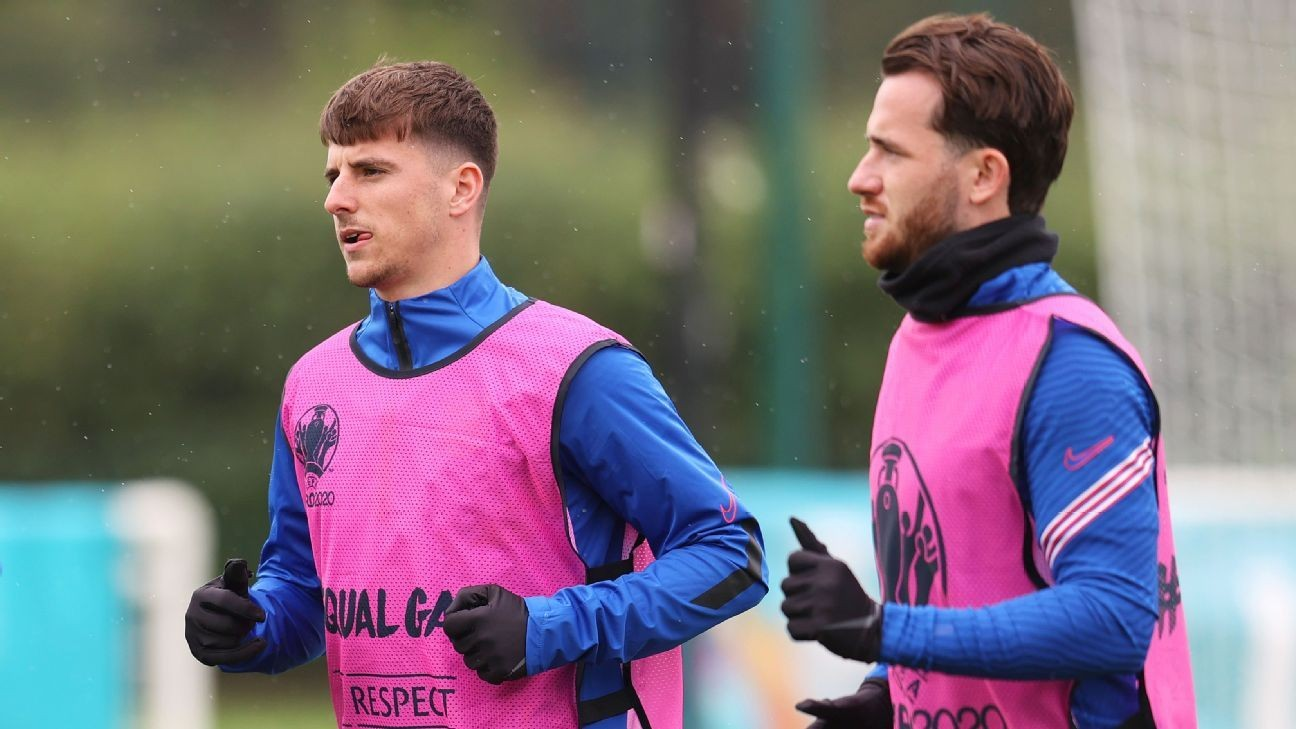 Isolating Chilwell, Mount to miss Czech Rep clash
