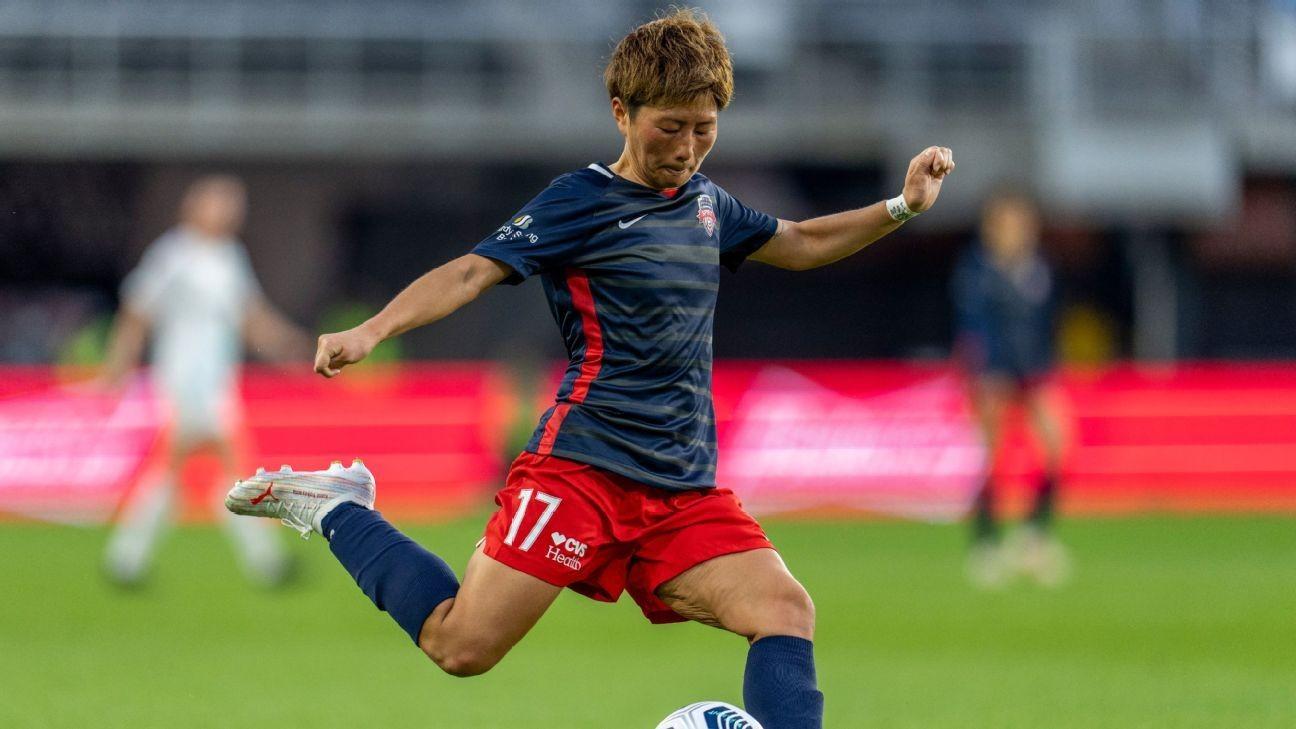 Spirit's Yokoyama comes out as transgender