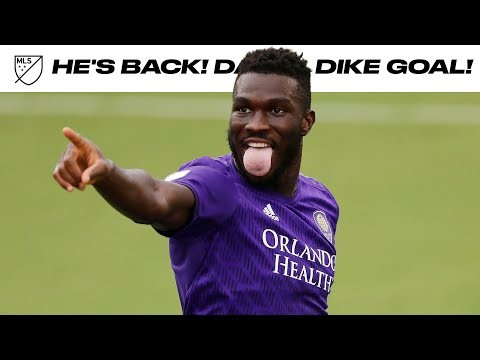 HE'S BACK! 21-year old phenom Daryl Dike scores two on his return to MLS from Barsnley FC