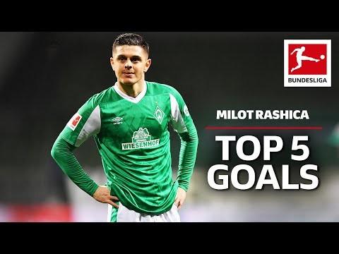 Milot Rashica - Top 5 Goals