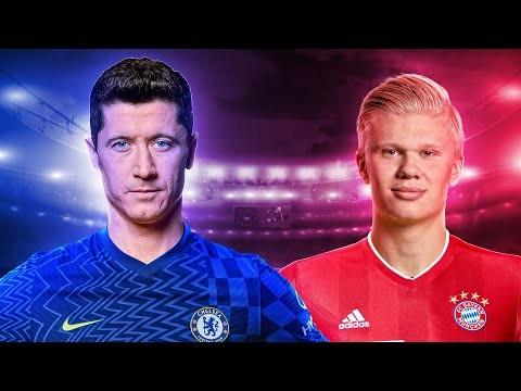 Bayern To SELL Lewandowski To Chelsea & Replace Him With Haaland! | #TransferTalk