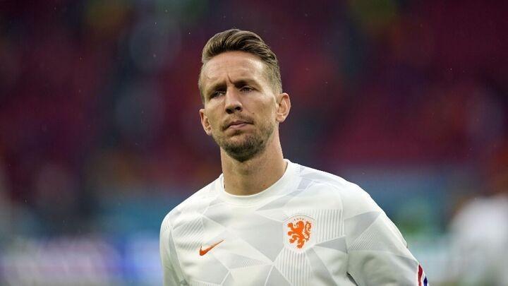 De Jong is out of Euro 2020