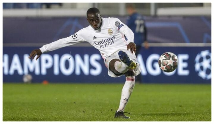 Mendy wants a pay increase... but Real Madrid aren't contemplating one