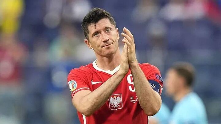 Lewandowski out of Euro 2020 just as he was hitting top form