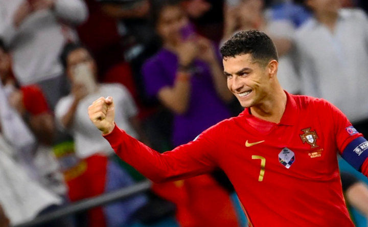 Ronaldo has scored 47 goals in his last 45 games for Portugal